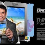 Advan Vandroid T1D, Tablet Android 3G, Harga Murah