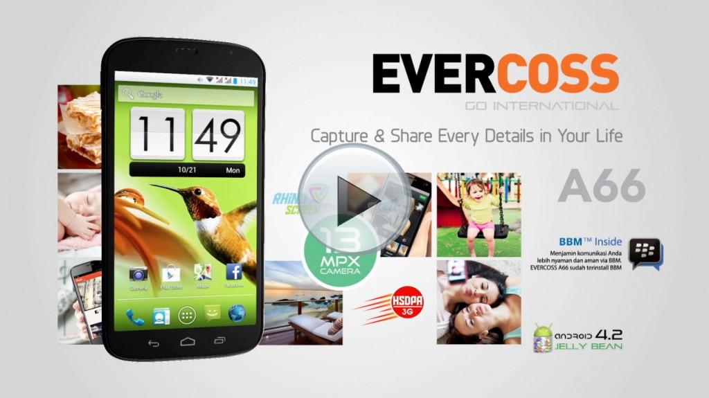 Harga Hp Evercoss terbaru bulan ini