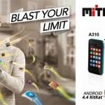 Harga Dan Spesifikasi Mito Fantasy 2 A75, A310 & A250