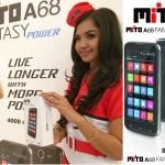 Mito Fantasy Power A68, Baterai 4000mAh, Bisa Jadi Power Bank