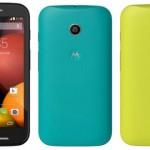Motorola Moto E, Terjual 100 Ribu Unit Dalam Sehari