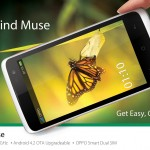 Oppo Find Muse, Android Dual-Core, Dual Kamera, Harga Murah