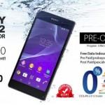 Sony Xperia Z2, Bisa Dipesan Di Indonesia, Harga Rp.8,5 Juta