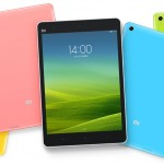 Xiaomi MiPad, Tablet Ala iPhone 5C