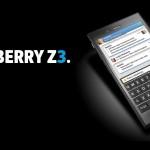 BlackBerry Z3 Edisi Jakarta Tidak Di Produksi lagi