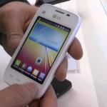 LG L35, HP Murah Terbaru LG, Andalkan Android KitKat