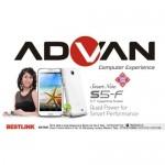 Harga Spesifikasi Advan S5F Dan Kelebihan