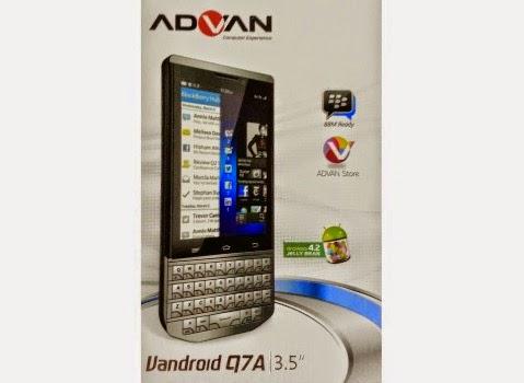 Advan Vandroid Q7A
