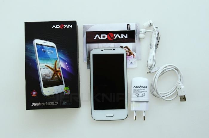 Advan Vandroid S5D