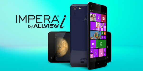 Allview Impera I, HP Windows Phone 8.1 Paling Tipis