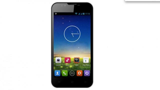 Evercoss A7V, HP Android Quad Core, Layar 5 Inci, 1 Jutaan