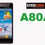 Evercoss A80A, Usung CPU Octa Core Dan Kamera 13MP