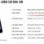 Nokia Lumia 530, Usung Layar 4 Inci Dan CPU Quad Core