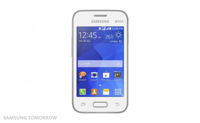 Samsung Galaxy Star 2 Resmi Diluncurkan
