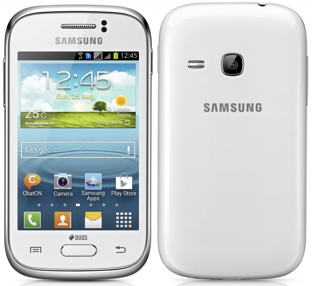 Samsung Galaxy Young 2, Harga Spesifikasi Lengkap