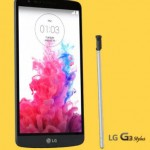 LG G3 Stylus, Varian Terbaru Dari LG G3