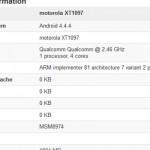Bocoran Terbaru Spesifikasi Motorola Moto X+1