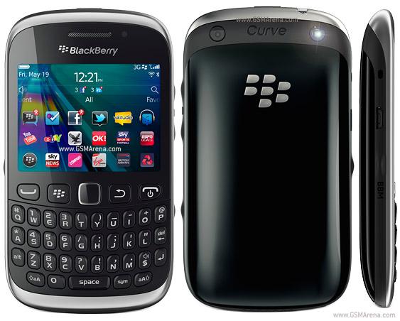 Harga HP BlackBerry Bulan Agustus 2014