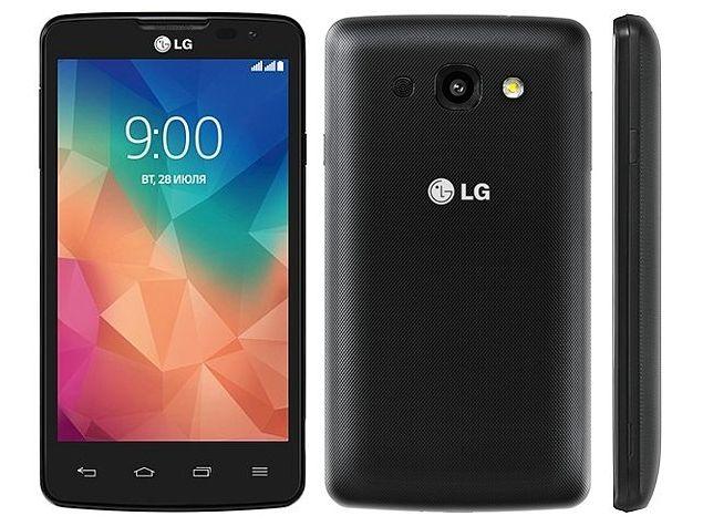 LG L60, HP Android KitKat 4.4.2 Murah Terbaru