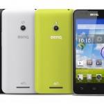 Spesifikasi BenQ F5, Android Quad Core 4G Harga 2.9 Jutaan