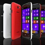 Spesifikasi Karbonn Titanium Wind W4, HP Quad Core Windows 8.1 Harga 1.1 jutaan