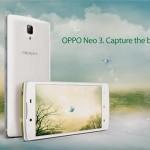 Oppo Neo 3, Harga Spesifikasi Dual Core