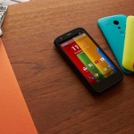 Ponsel Quad Core Android KitKat Motorola Moto G 2014