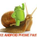 Cara Mengatasi Smartphone Android Yang Lambat