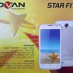Spesifikasi Advan Star Fit S45A, Android KitKat Harga 899 Ribu