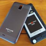 Advan Star S5M, Spesifikasi Android KitKat Quad Core Harga 1,5 Jutaan