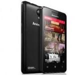 Spesifikasi Lenovo RocStar A 319, Smartphone Android Musik Harga 1 Jutaan