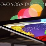Spesifikasi Lenovo Yoga Tablet 2 Pro, Tablet Android KitKat 13 Inci