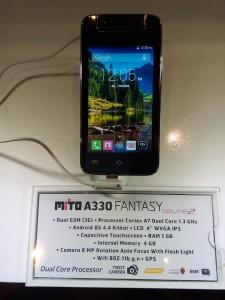 technolifes.com Mito Fantasy Selfie 2 A330