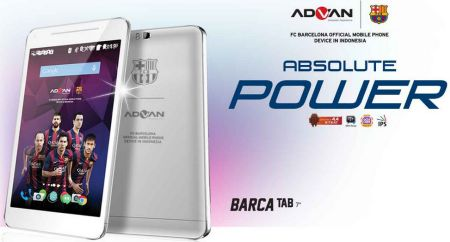 Technolifes Advan Barca Tab 7