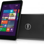 Spesifikasi Dell Venue 8 Pro 3000, Tablet Windows 8.1Quad Core Harga 2 Jutaan