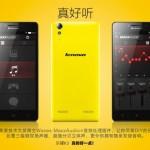 Lenovo K3 Music Lemon, Spesifikasi Smartphone 4G LTE Harga 1,2 Jutaan
