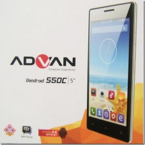 technolifes.com Advan Vandroid S50C