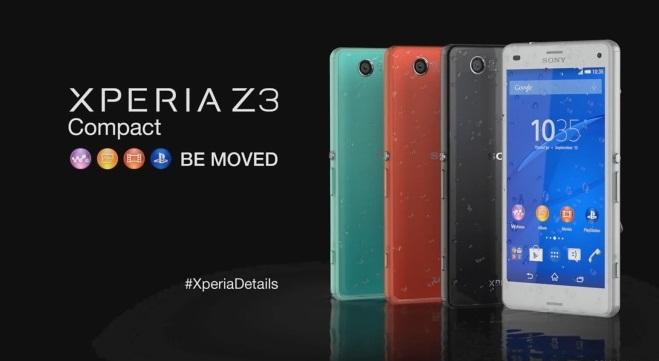 technolifes.com Sony Xperia Z3 Compact