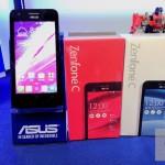 Spesifikasi Asus Zenfone C, Harga 1,2 Jutaan dengan Kamera 5 MP