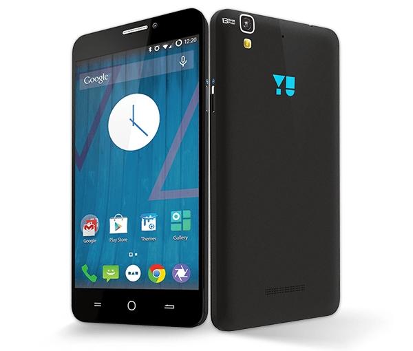 Micromax Yureka, Smartphone 4G LTE Octa Core Usung Kamera 13MP