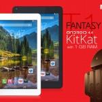 Mito T10 Fantasy, Spesifikasi Tablet Android KitKat Harga 1,9 Jutaan