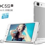 Spesifikasi Vivo X5S, Smartphone Tipis dengan Prosesor Octa Core 64-bit