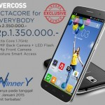 Spesifikasi Evercoss Winner Y A76, Harga Smartphone Android Octa Core