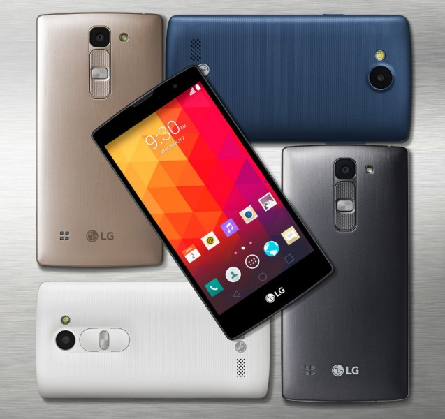 Spesifikasi LG Leon