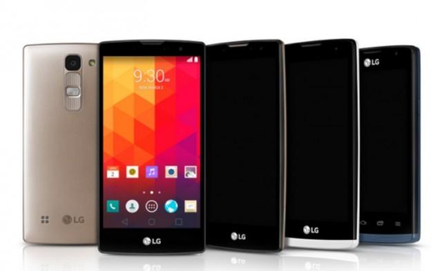 Spesifikasi LG Magna