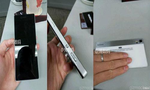 Spesifikasi Lenovo Vibe Z3 Pro