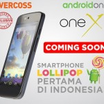 Spesifikasi Evercoss One X, Harga Pre Order Smartphone Android One