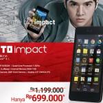 Mito Impact, Spesifikasi dan Harga Pre Order Android One