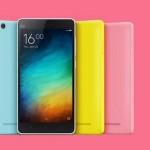 Spesifikasi Xiaomi Mi 4i, Smartphone Generasi Penerus Xiaomi Mi 4 Resmi Dirilis
