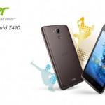 Spesifikasi Acer Liquid Z410, Smartphone Sejutaan Dengan Beragam Keunggulan